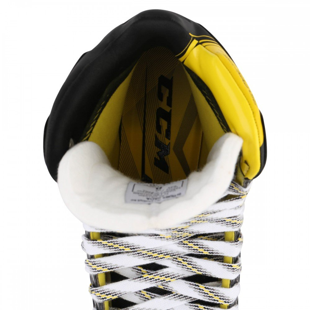 74296574c3c Click on the image below to get zoomed view of the Item. Description   CCM  Tacks 6092 Senior Goalie Skates