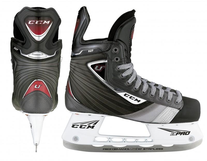 CCM U+12 Senior Ice Hockey Skates
