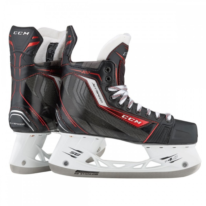 CCM Jetspeed 300 Junior Ice Hockey Skates