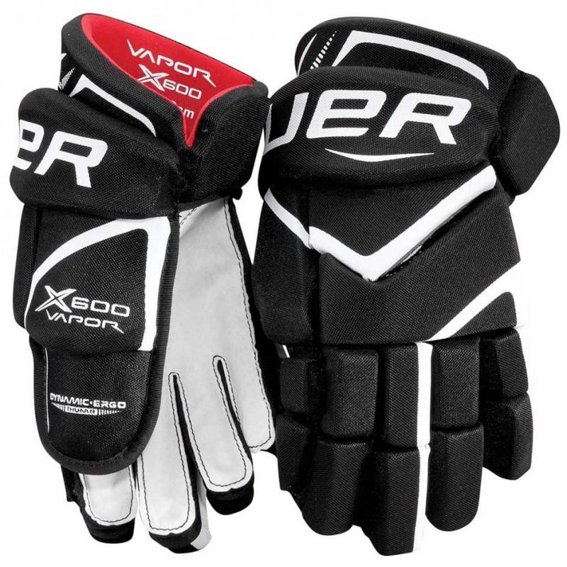 Bauer Vapor X600 Youth Ice Hockey Gloves