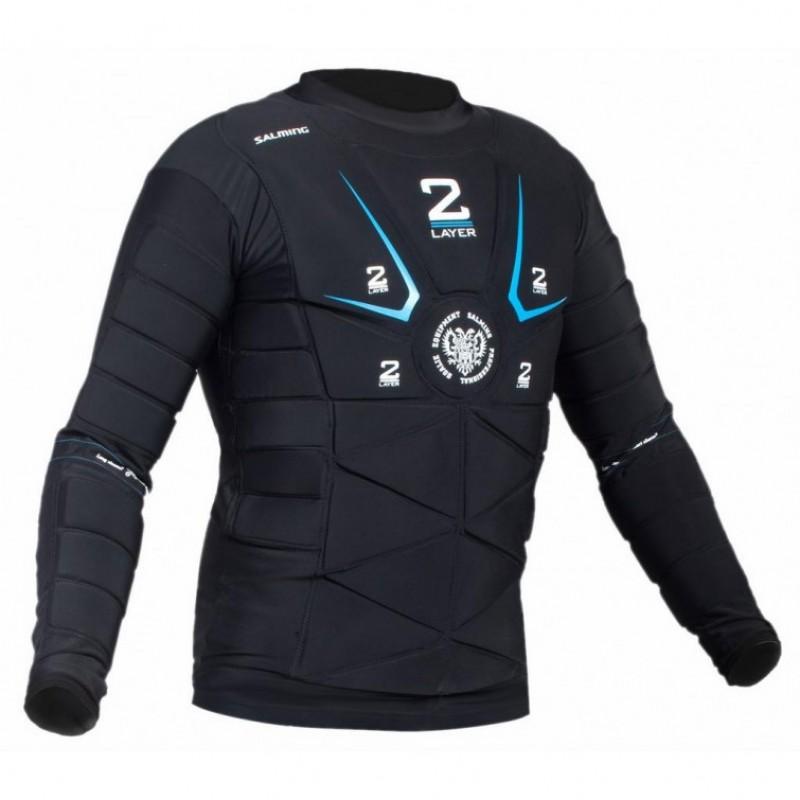 Salming ProTec Florbola Goalie Padded Shirt