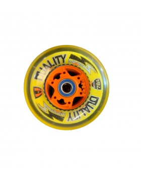 Duality Micro Roller Wheels
