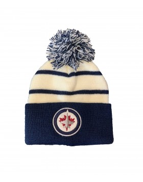 NHL Youth Winnipeg Jets Retro Toque Winter Hat