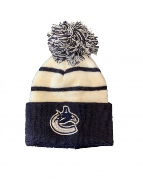 NHL Youth Vancouver Canucks Retro Toque Winter Hat