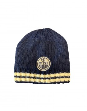 NHL Youth Edmonton Oilers Podium Winter Hat