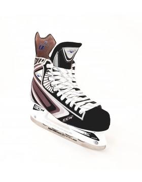 CCM Vector 08 Junior Ice Hockey Skates