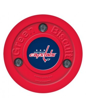 Green Biscuit Washington Capitals Off Ice Training Hockey Puck