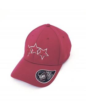 Adult Latvia Three Star Strapback