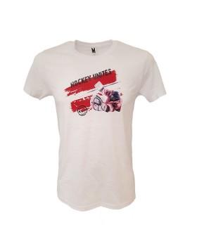 HOKEJAM.LV Adult Goalkeeper Logo Latvia T-Shirt