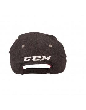 CCM Griffins Hockey Flat Brim Snapback