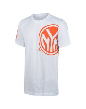 Adidas New York Knicks Basketball T-Shirt