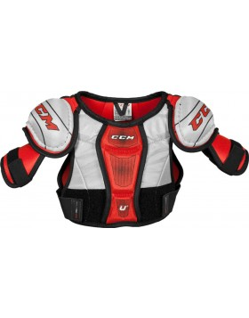 CCM U+Top Prospect Youth Shoulder Pads
