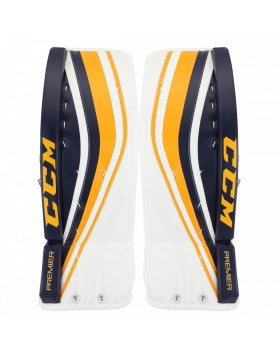 CCM Premier R1.9 Senior Goalie Leg Pads