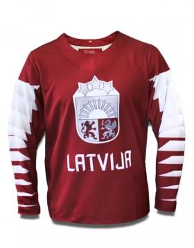 Team Latvia Senior Fan Jersey