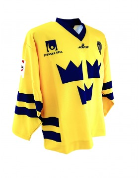 CCM Junior Team Sweden Tre Kronor Replica Fan Jersey