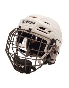 Demo CCM Tacks 710 Hockey Helmet Combo