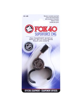 FOX 40 Superforce CMG Fingergrip Whistle