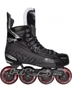 MISSION Inhaler DS5 Junior Inline Hockey Skates