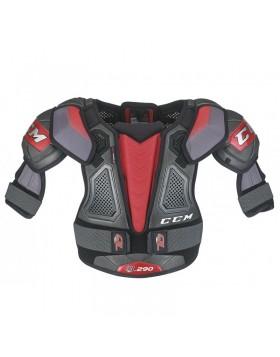 CCM QuickLite QLT 290 Senior Shoulder Pads