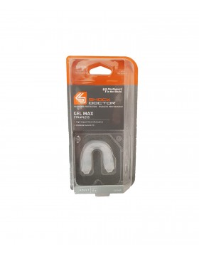 Shock Doctor Adult Gel Max Strapless Mouth Guard 6190A