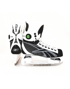 RBK 9K PUMP Junior Ice Hockey Skates