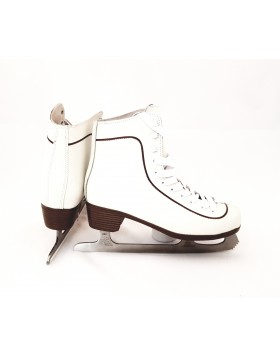 NIJDAM Women's Figure Skates 0043