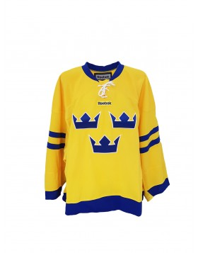REEBOK Team Sweden Senior Authentic Jersey