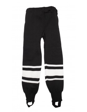 HOKEJAM.LV Knit Junior Hockey Sock Pants#002
