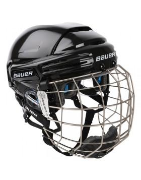 Bauer 7500 Hockey Helmet Combo