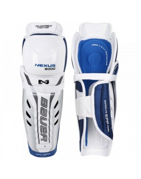 Bauer Nexus 8000 Senior Shin Guards
