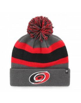 BRAND 47 Carolina Hurricanes Breakaway Cuff Knit Winter Hat