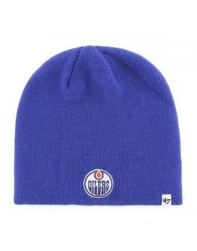 BRAND 47 Edmonton Oilers Beanie Winter Hat