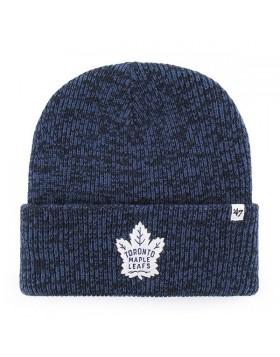 BRAND 47 Toronto Maple Leafs Brain Freeze Cuff Knit Winter Hat