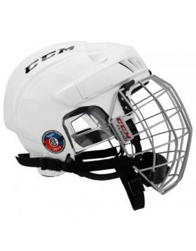 CCM Fitlite 60 Hockey Helmet Combo