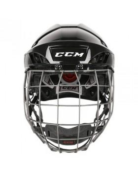 CCM Fitlite 80 Hockey Helmet Combo