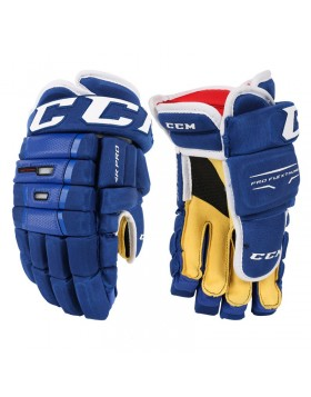 CCM 4 Roll Pro Senior Ice Hockey Gloves