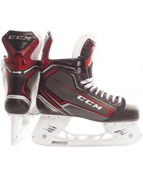 CCM Jetspeed FT390 Junior Ice Hockey Skates