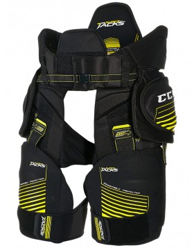 CCM Super Tacks Senior Roller Hockey Girdle with Shell
