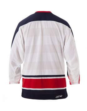 CCM Columbus Blue Jackets Adult Practice Jersey Away
