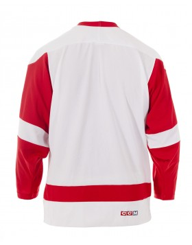 CCM Adult Detroit Red Wings Practice Jersey Away
