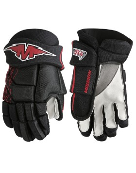MISSION Inhaler DS:4 Youth Ice Hockey Gloves
