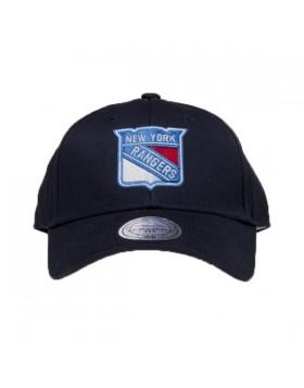 MITCHELL & NESS New York Rangers Strapback Cap