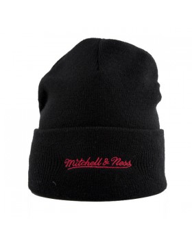 Mitchell & Ness Chicago Blackhawks Cuff Knit Winter Hat