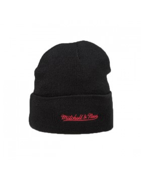Mitchell & Ness Chicago Bulls Cuff Knit Winter Hat