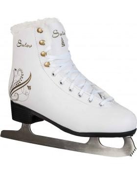 FLORA Sulov Girls Figure Skates