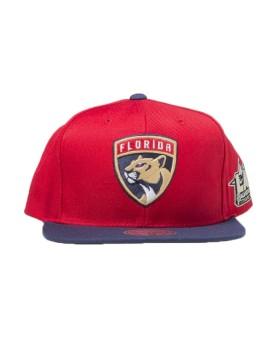 MITCHELL & NESS Florida Panthers Snapback 462VZ