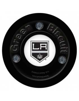 Green Biscuit LA Kings Off Ice Training Hockey Puck
