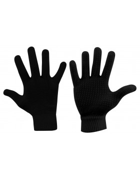 Avento Junior Knitted Grip Gloves