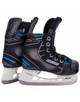 Bauer Nexus N6000 Youth Ice Hockey Skates