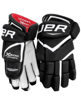 Bauer Vapor X600 Youth Ice Hockey Gloves